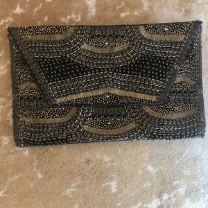 Cleobella Beaded Clutch